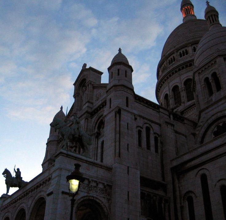 Paris - Sacre Coeur (1)