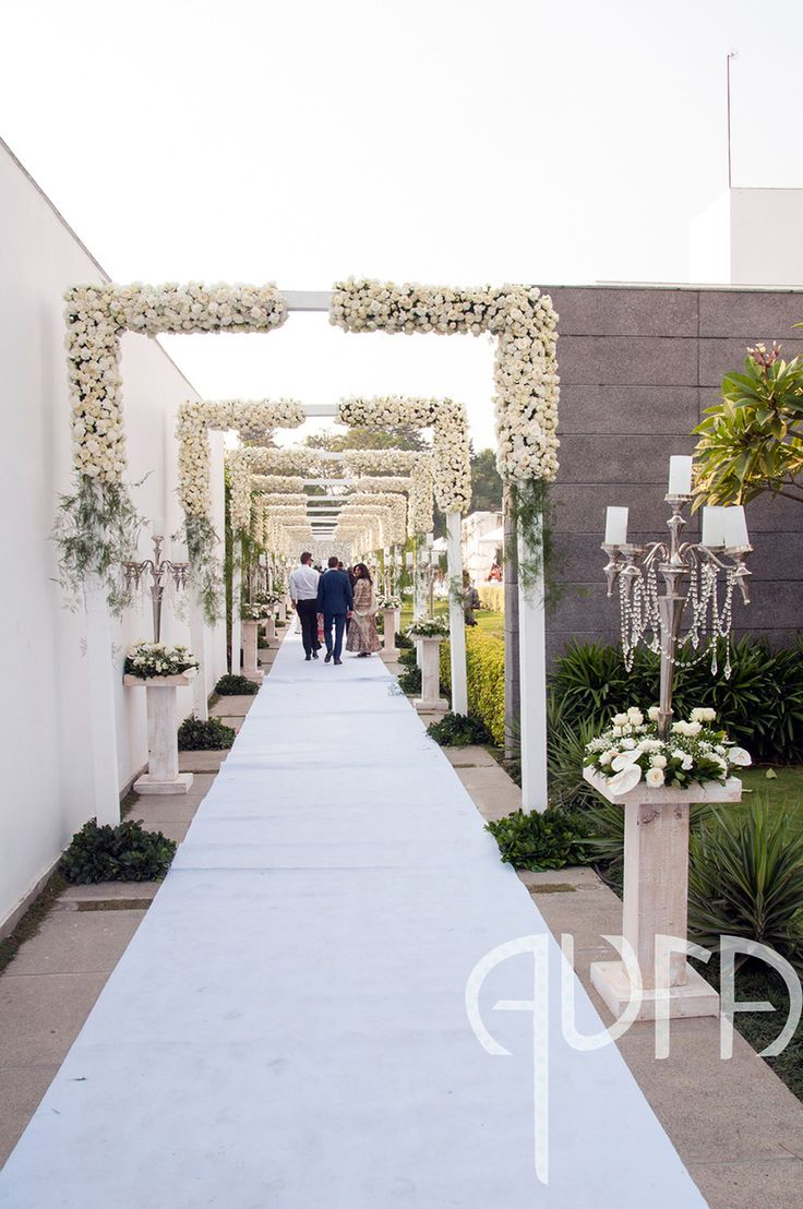 Wedding entry decoration ideas   best Unique Details  Wedding Decor images on Pinterest