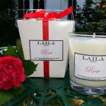Laila Rose Pure Soy Wax Candle