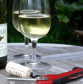 """International-award-winning crisp, dry white wines at Oatley Vineyard, Somerset. This is """"Leonora's 2011"""" - Bronze Medals, International Wine Challenge 2013, Decanter World Wine Awards, 2014. Available online (UK and EU) or from the vineyard."""