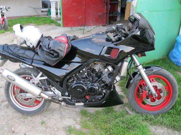 PolskaJazda » Motocykle » Honda » Honda VF 1000