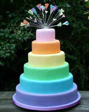Billtornade wedding cakes