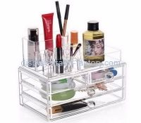 Acrylic makeup display, Acrylic cosmetic display