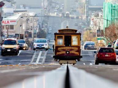 San Francisco Cable Cars - San Francisco Travel