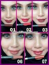 2.Mempercantik Warna Bibir dengan .Kiss Proof Lipstick