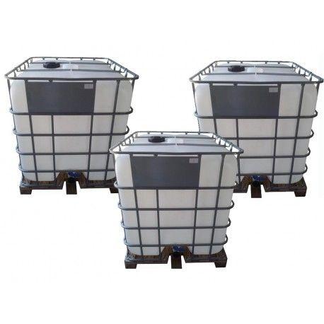 Cuve PVC 1000 LITRES - Cuve IBC 1000L En comparaison des autres sytèmes…