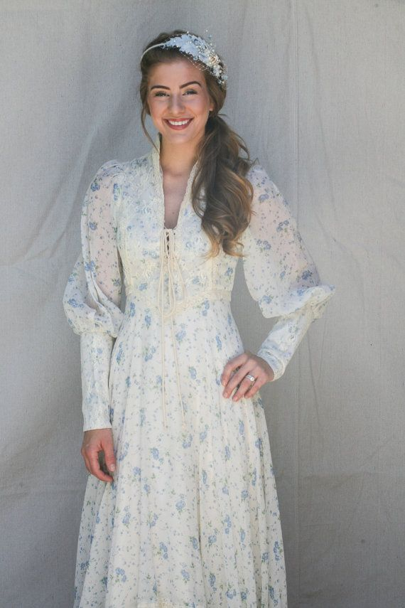 9 best Gunne Sax Dresses images on Pinterest | Gunne sax, Bodice and ...
