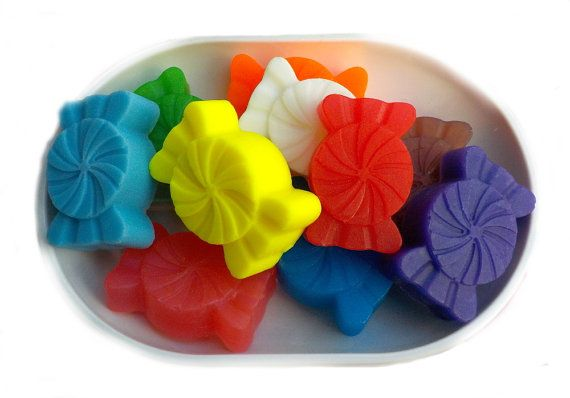 Check out this item in my Etsy shop https://www.etsy.com/ca/listing/491004776/10-party-favor-soap-candy-soap-mini-soap