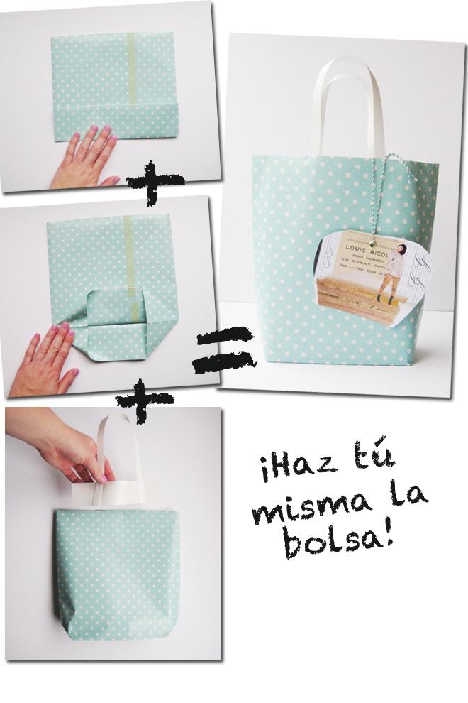 DIY: packaging:)