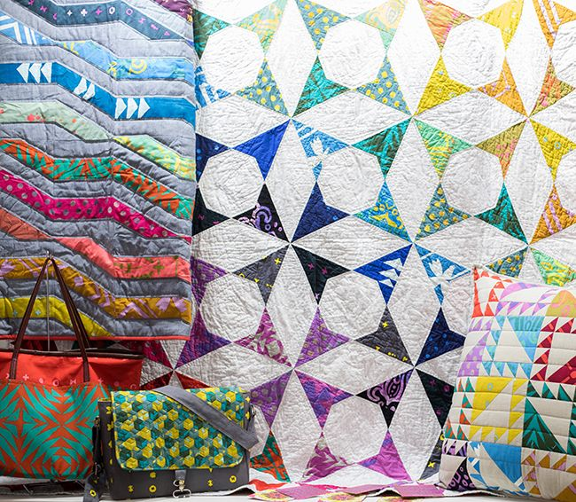 Wondering what was the talk of the town at Quilt Market? Here's what we can't stop talking about.