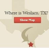 Weslaco, Texas;  I miss you my sweet home town.