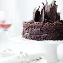 Tort Czekoladowy   Kwestia Smaku