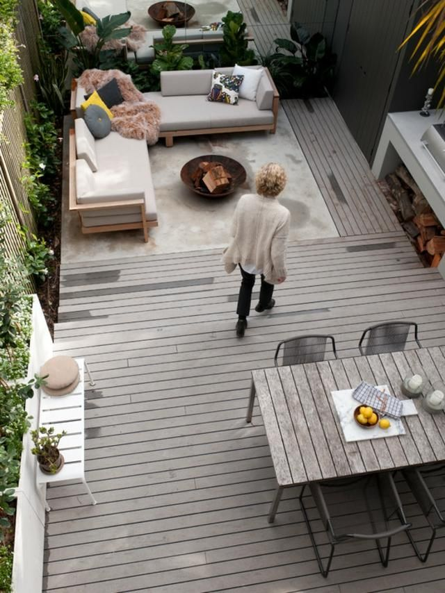 37 best amenagement terrasse images on Pinterest Wooden decks