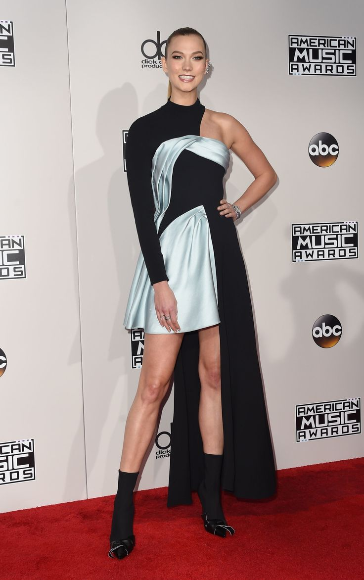 The 10 Best Looks From the 2016 American Music Awards Photos; Karlie Kloss | W Magazine wmag.com