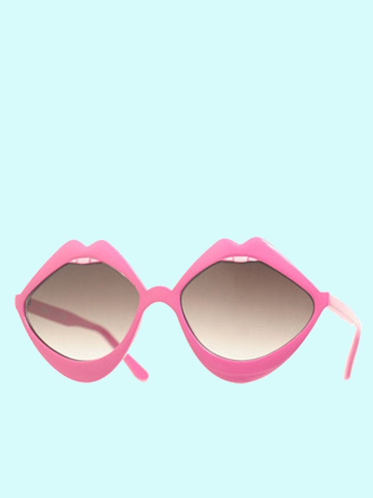 Image of Jagger Wild Mouth Sunglasses