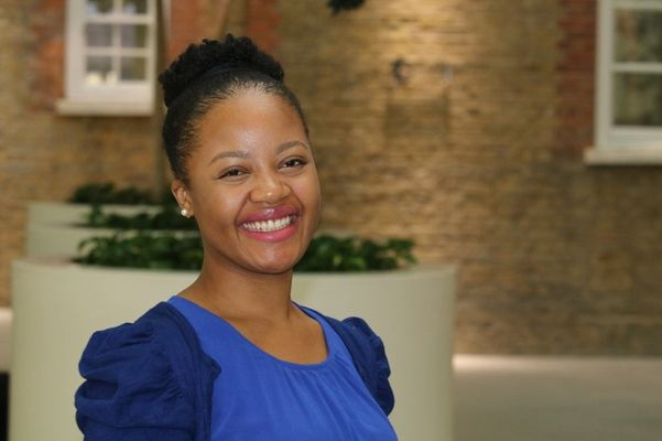 Cavell Awards Ceremony - Pearl Sakoane, Edith Cavell Leadership Award Winner - Latest news | Cavell Nurses' Trust