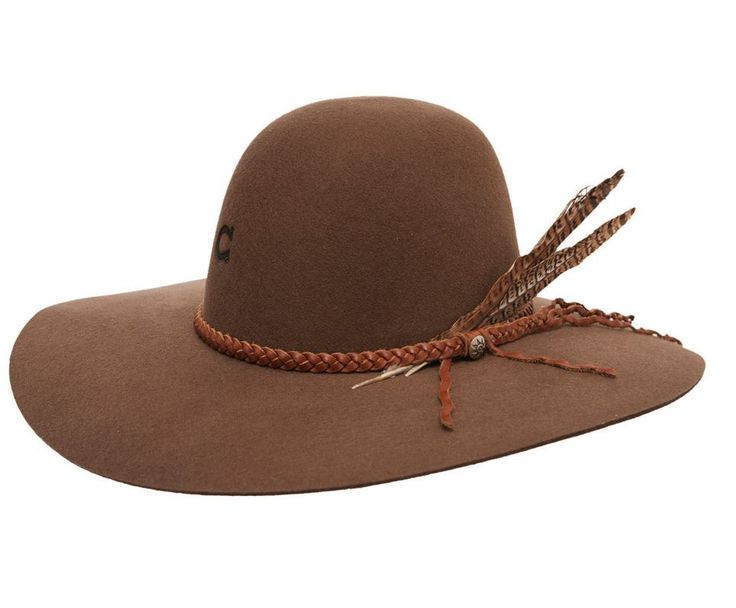 Charlie 1 Horse Wanderlust Acorn Western Hat - HeadWest Outfitters