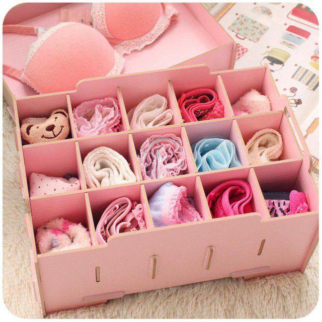 Beautiful Ten Life U2013 Altering Underwear Storage Options | Pinkous