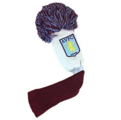Aston Villa F.C. Headcover Pompom (Fairway)