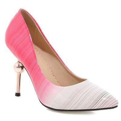 Zapatos de Tacón Baratos 2017