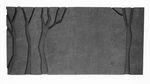 Konto by Innofusor, Hiljaiset Puut 1 x 1 m, Yösydän (tumma) | kontoakustiikka