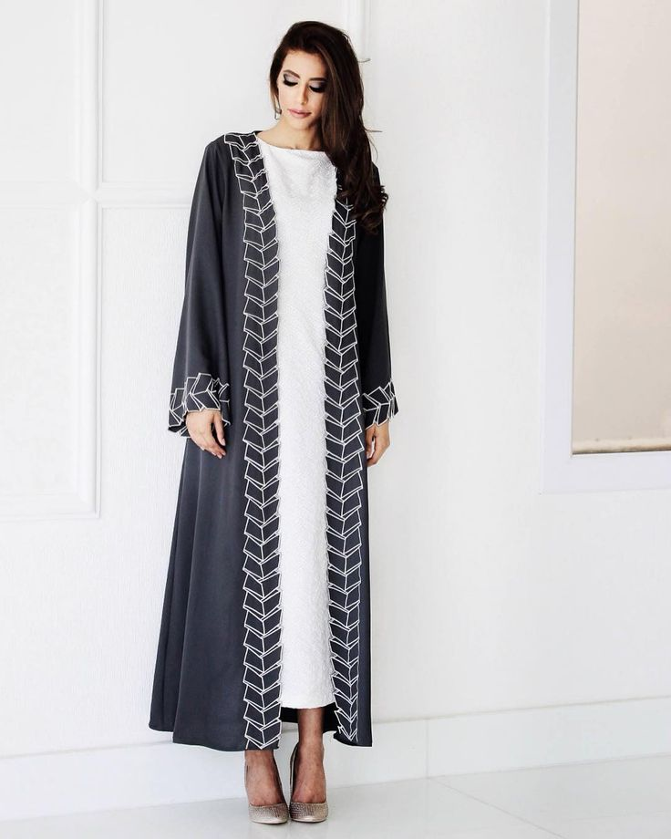 The stunning Ramadan Collection by Endemage is now available online at Haute-Elan.com A stunning collection of abayas and dresses centralised around Arab-Chic style with an air of Arabian romanticism #endemage#ramadan#modest#abaya#arab#chic#collection#hauteelan