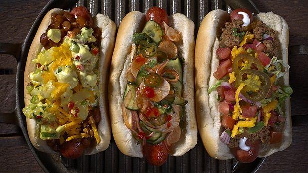 The best baseball stadium food in all 30 MLB stadiums.