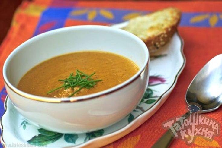 Суп-пюре из баклажанов по Дюкану