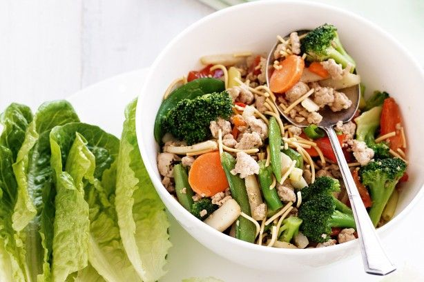 This quick and easy low-fat chicken main will be your new favourite weeknight meal!