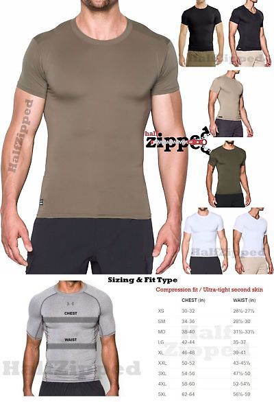 f7cbb767 Shirts 185100: Under Armour Tactical Compression T-Shirt Heatgear Crew  1216007 V-Neck 1216010 -> BUY IT NOW ONLY: $19.99 on #eBay #shirts #under # armour ...