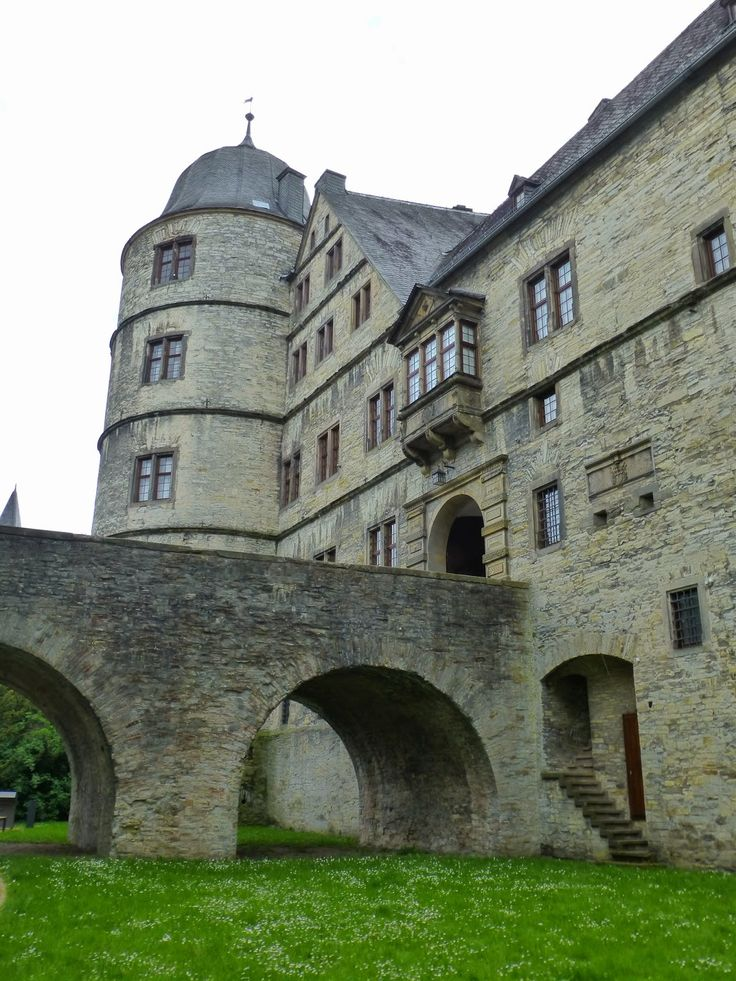 Castle Wewelsburg, near Paderborn - Germany - Safe and Healthy Travel