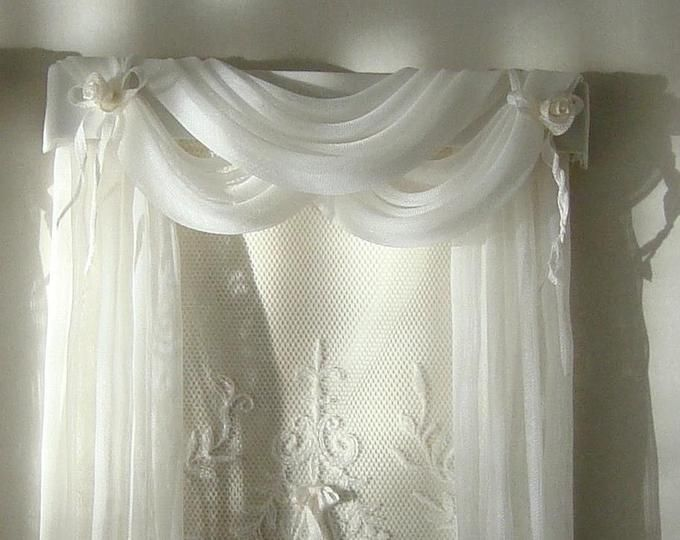 Miniature 1 12 Dollhouse Curtains To Order In 2020 Curtains