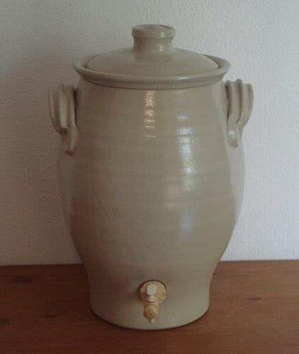 Azijnpot azijnvat zelf azijn maken inmaakpotten keukenkeramiek