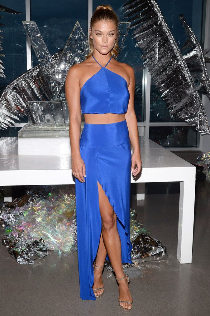 Photos : Nina Agdal, Joan Smalls, Chanel Iman, mannequins sublimes pour une soirée VIP à New York !