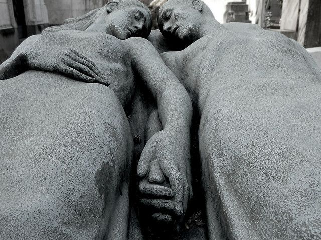 I would love to know where this tomb is, and of course, who carved it...