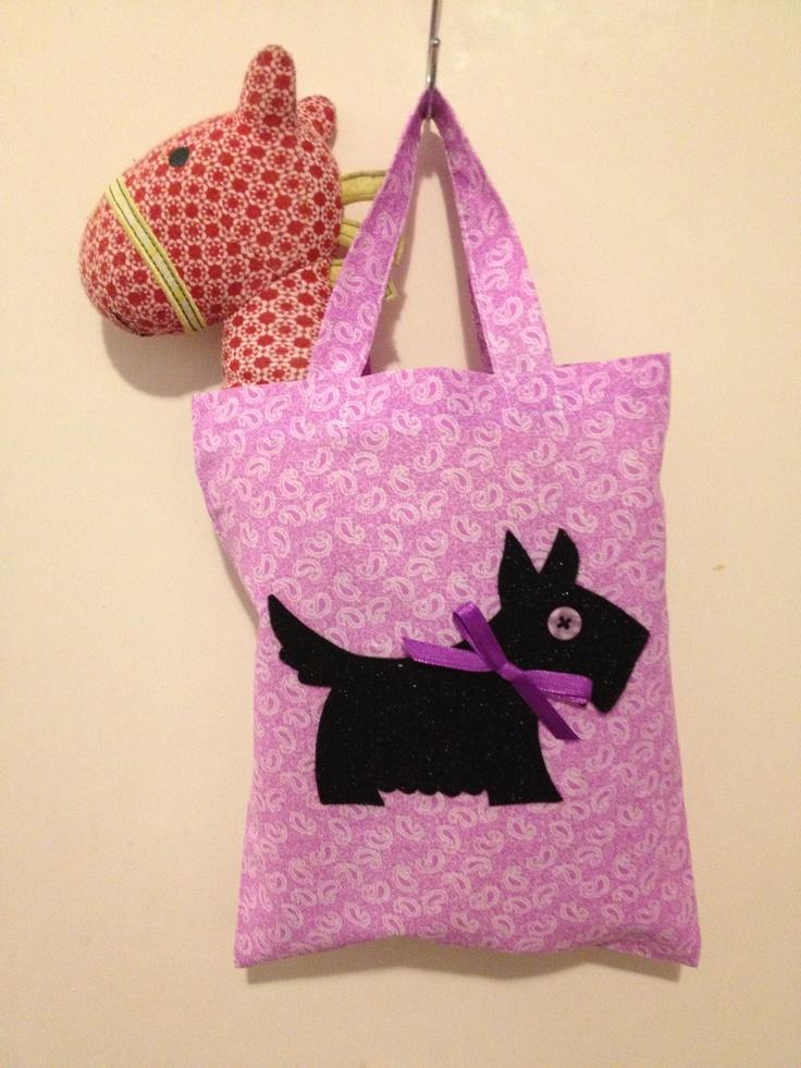 handmade children's bag