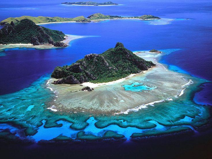 Tie najkrajšie súkromné ostrovy aké si len viete predstaviť -  Ostrov Dolphin, Fidži
