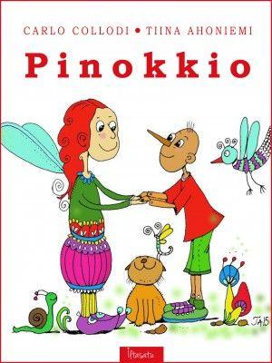 Iltasatu.org: Ladattavia satuja e-kirjoina (ilmaisia) esim. Pinokkio