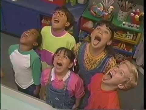 Barney & the Backyard Gang: Barney Goes to School (Episode ...