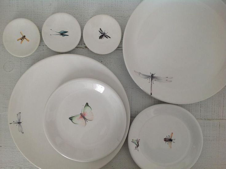 Insects | YRIA CERAMICS, Paros island Greece, makers of fine porcelain and stoneware utilitarian objects, jewelry and bombonieras.