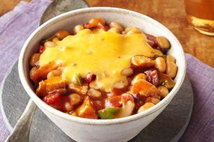 Humeante chili con pavo Receta - Comida Kraft