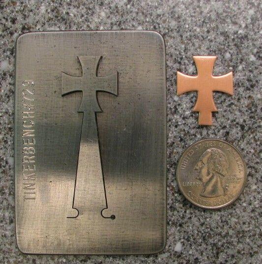 24 best metal pancake dies images on pinterest enamels jewelry pancake die 724 maltese cross ccuart Choice Image