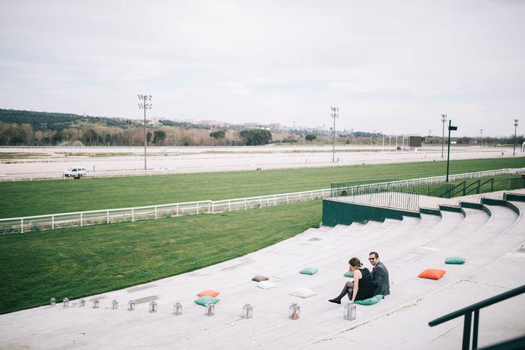 Boda Hipódromo de la Zarzuela – Carmen y Nacho