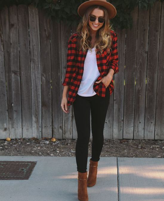 Cute Outfits to wear in Fall for Teen Girls