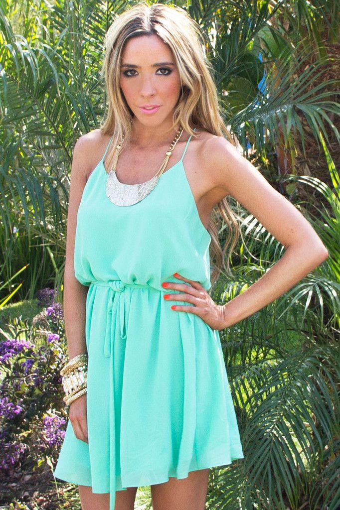 Mint Dress: Summer Dresses, Dreams Closet, Cute Dresses, Like Summer, Dresses Beaches, Mint Dresses, The Dresses, Mint Colors, Perfect As