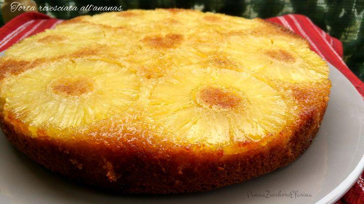 Per festeggiare l'articolo numero 400 del mio blog vi lascio la ricetta della torta rovesciata all'ananas. Ho preparato questo dolcino per gli 8 mesi del mio bimbo, davvero una torta delicata e buonissima. Se volete provare anche la torta rovesciata all'arancia ecco QUI la ricetta. Ingredienti per i…