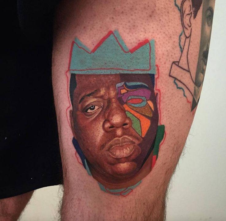 Hyperrealistic and Artful Portraits Tattoos – Fubiz Media