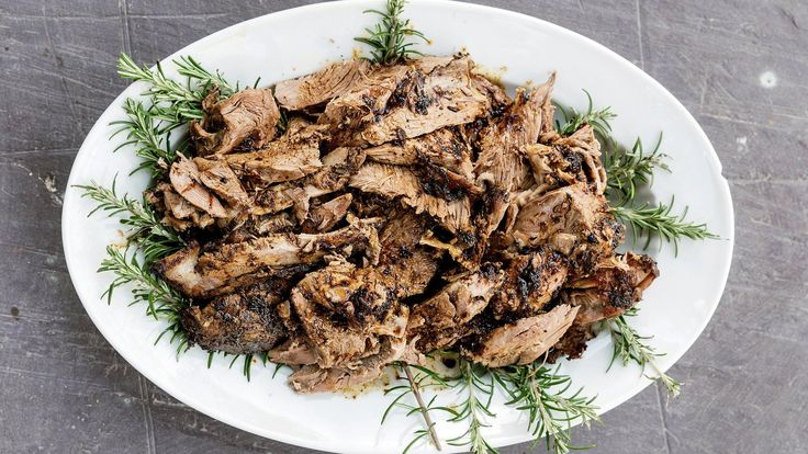 """The British-by-way-of-Jerusalem chef Yotam Ottolenghi cooked this recipe as part of what he called """"a Middle Eastern take on a proper English garden party."""" He raises high the street-meat ideal of shawarma, resulting in a deeply flavored cut of lamb The lamb would ideally meet the spice mix the day before it is cooked, so it takes some time, but not much work The first 11 ingredients, known as Lebanese spice mix, make a versatile mixture that can be used to marinate fish, meat or…"""