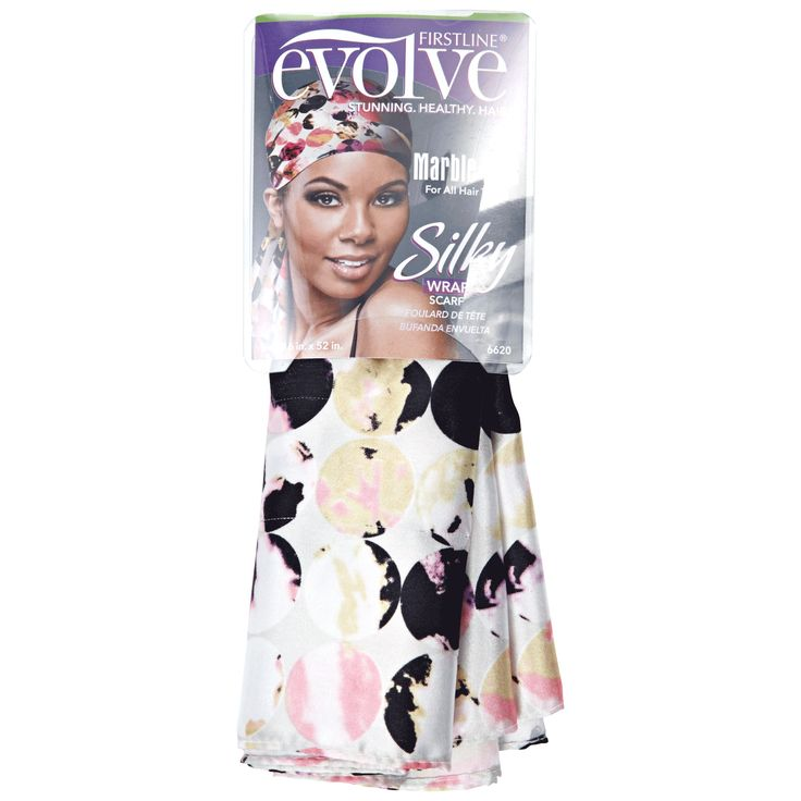 An Evolve Silky Wrap Scarf offers a fashionable alternative to your daily styling needs and allows you to create a signature look.