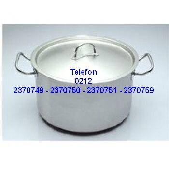 En kaliteli lokanta tipi yemek pişirme haşlama kaynatma tenceresi makarna haşlama tencereleri helvane tencerelerin tüm modellerinin en uygun fiyatlarıyla satış telefonu 0212 2370749